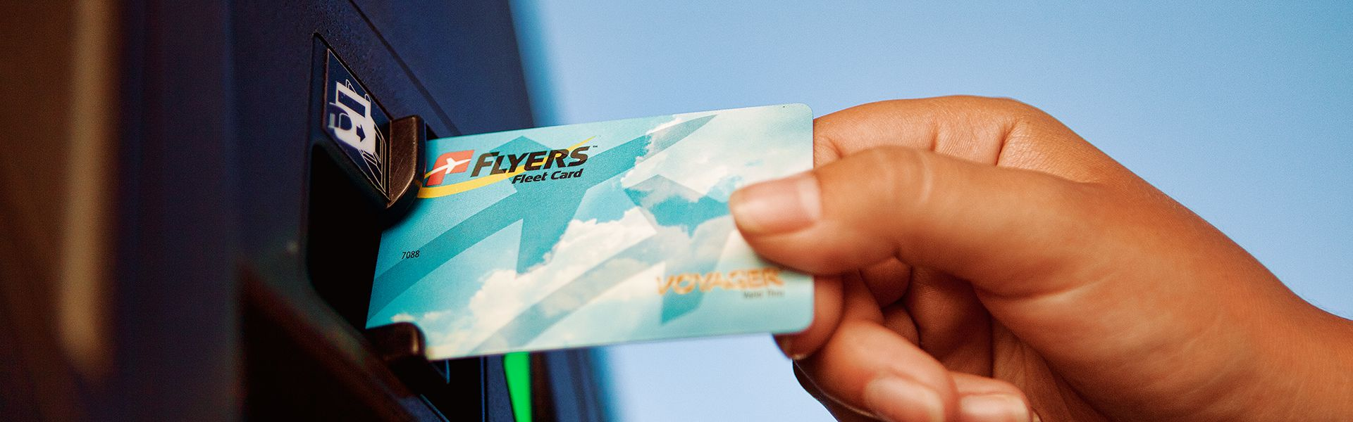 Commercial Fueling - Fleet Fuel Cards