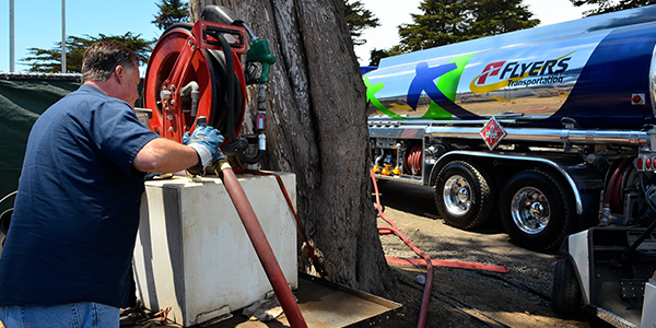 Heating Oil & Fuel Delivery When And Where You Need It
